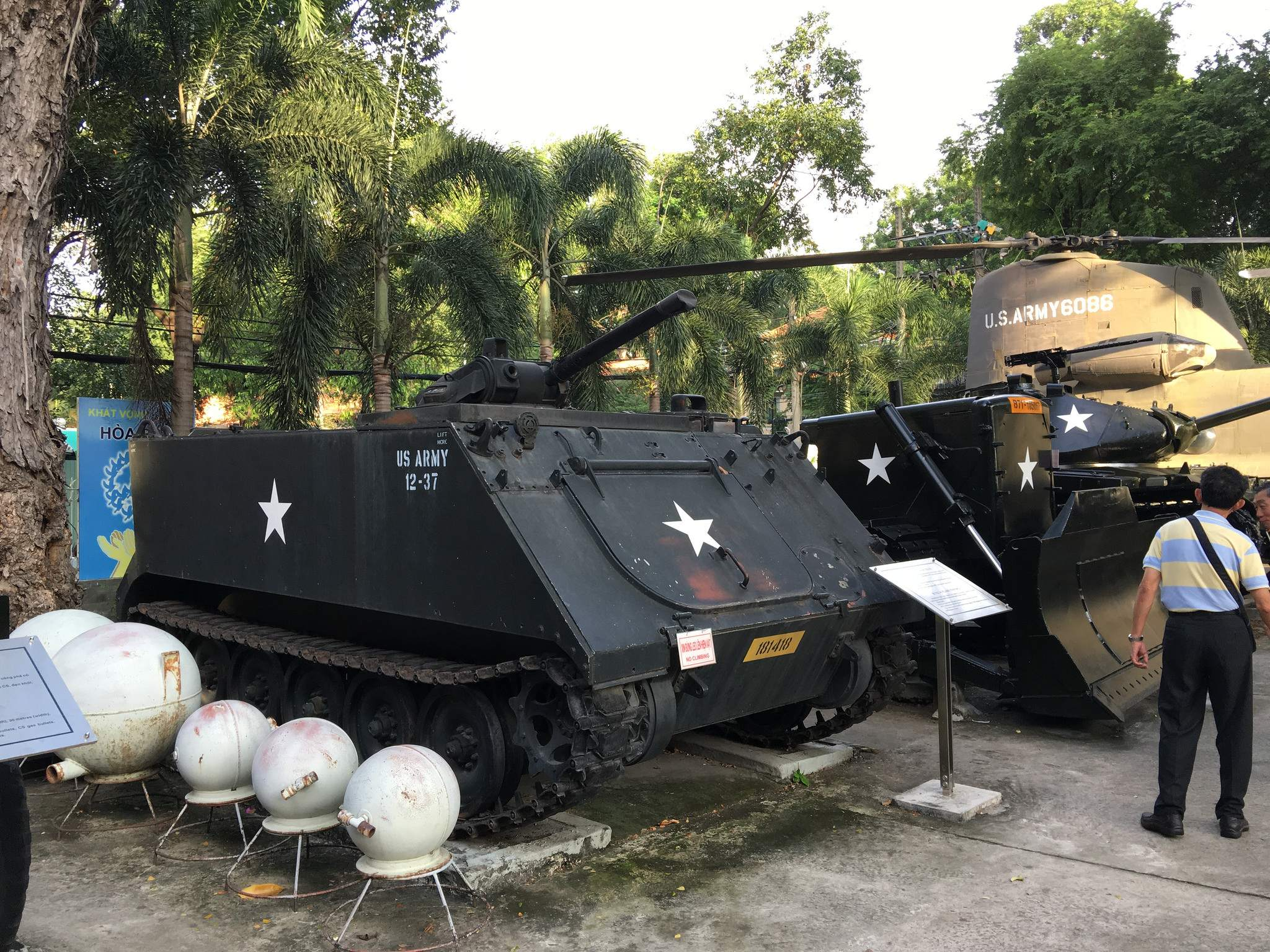 war remnants museum4 War Remnants Museum in Ho Chi Minh City, Vietnam