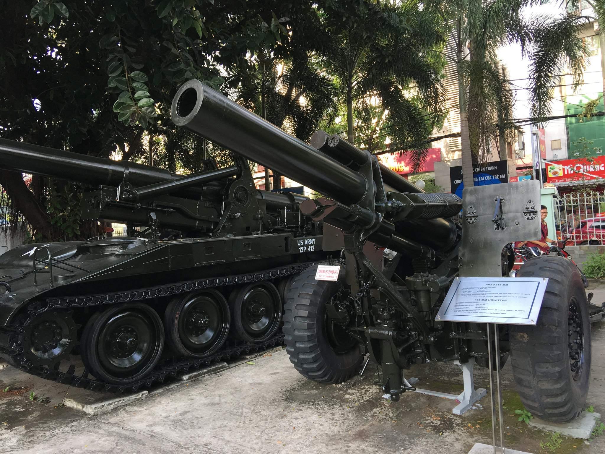 war remnants museum5 War Remnants Museum in Ho Chi Minh City, Vietnam