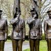 Imperial War Museum Duxford in Cambridge, England