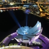 ArtScience Museum in Singapore Inspired by Lotus Flower