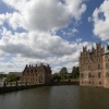 Egeskov Renaissance Water Castle in Denmark