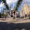 Metropolitan Cathedral of Sao Paulo, Brazil