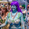 2016 Coney Island Mermaid Parade in NYC
