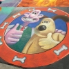 Chalk Festival in Westlake Shopping Center