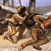 Frederic Remington Paintings in Virtual Art Gallery ErgsArt