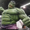 Popular Super Heroes at WonderCon 2012