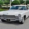 1968 Cadillac DeVille Hardtop Sedan