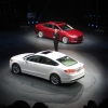 The 2013 Ford Fusion at Detroit Auto Show