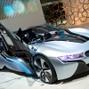BMW Looks to the Future &#8211; i8 and i3 Concept