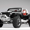 Jeep Hurricane a Different Dimension