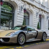 Most Expesive Cars – Porsche 918