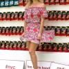 Ali Larter at BBQ in NYC