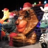 Madagascar Ice Sculptures Coolest Exhibit in Orlando
