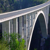 Worlds Highest Bungy from 216 m High Bloukrans Bridge