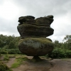 Idol Rock – Curious 200 tons Formation on a Tiny Base