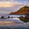 Most Attractive Rock Pools near Porto Moniz in Madeira, Portugal
