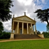 The Temple of Concord and Victory at Stowe Park