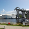 The Falkirk Wheel – Rotating Boat Lift in Scotland