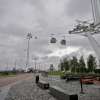 London Olympics 2012 – Cable Car over Thames