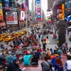 Times Square – Most Visited Places in The World