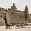 Typical Street Scene in Timbuktu