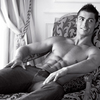 Christiano Ronaldo Without Football Shirt