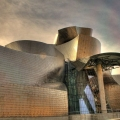 Amazing Building of Guggenheim M...