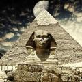 The Great Pyramids of Giza, Egyp...