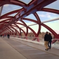 Peace Bridge by Santiago Calatra...