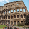 Rome Colosseum An Imposing and B...