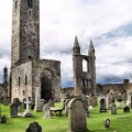 Saint Andrews Cathedral Ruins &#...