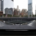 Twin Towers 911 Memorial in NYC