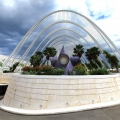 The Umbracle in Valencia by Sant...