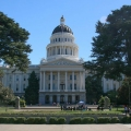 Visiting California State Capito...