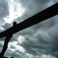 The Angel of the North, England