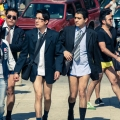 No Pants Day in Mexico City