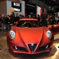 Amazing Alfa Romeo 4C Concept