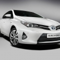 New 2013 Toyota Auris Hybrid at ...