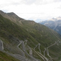Stelvio Pass Breathtaking Road