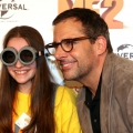 Miranda Cosgrove and Steve Carel...