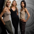Sexy Cylon Girls from Battlestar...