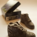 Nike Air Shoes Made of Chocolate
