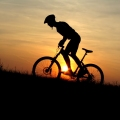 Mountain Biking Sport Activity f...