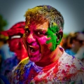 The Most Colorful Holi Festival