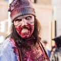 The Zombie Crawl in Downtown Den...