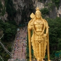 The Magnificent Batu Caves in Ku...