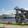 The Falkirk Wheel – Rotati...