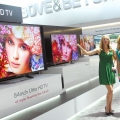 LG Showcase at CES 2013, Las Veg...