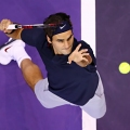 Roger Federer No. 2 ATP Tennis P...