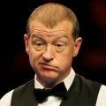 Snooker Legend Steve Davis at Cr...